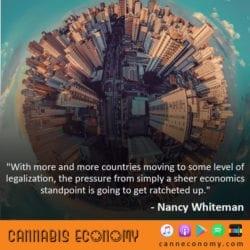 Ep. 384: Nancy Whiteman, Wana Brands