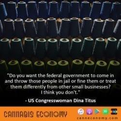 Ep. 403: US Congresswoman Dina Titus