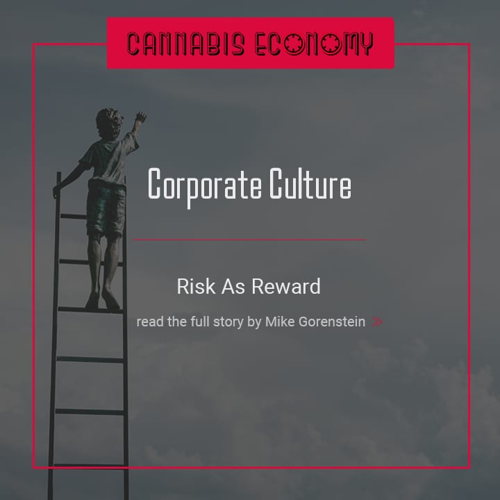 corporate culture column featured image for risk as reward article